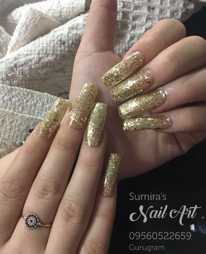 Sumira's Nail Art